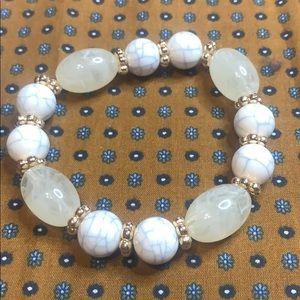 👑 Avon Nature's Path Stretch Bracelet Cream